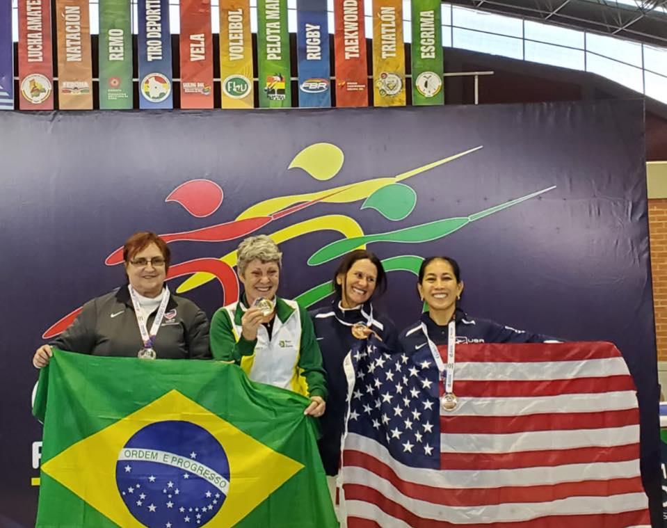 Campeonato Panamericano Infantil y Veterano